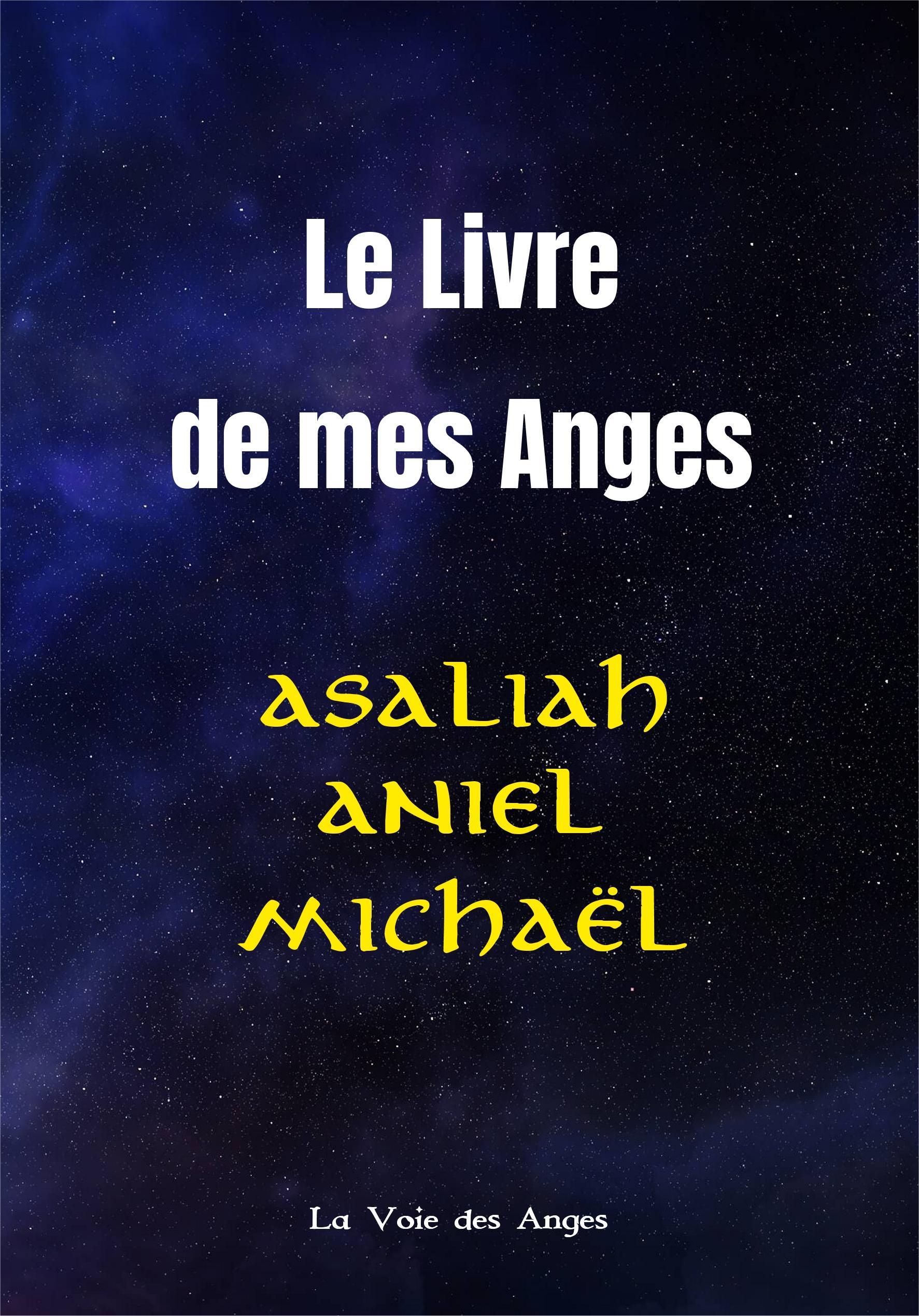 Le Livre de Mes Anges